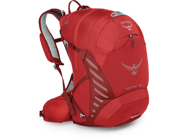 Osprey Escapist 32 Backpack M/L cayenne red